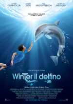 Poster L'incredibile storia di Winter il delfino